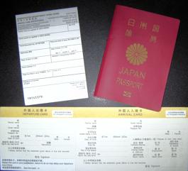 Pasportandform